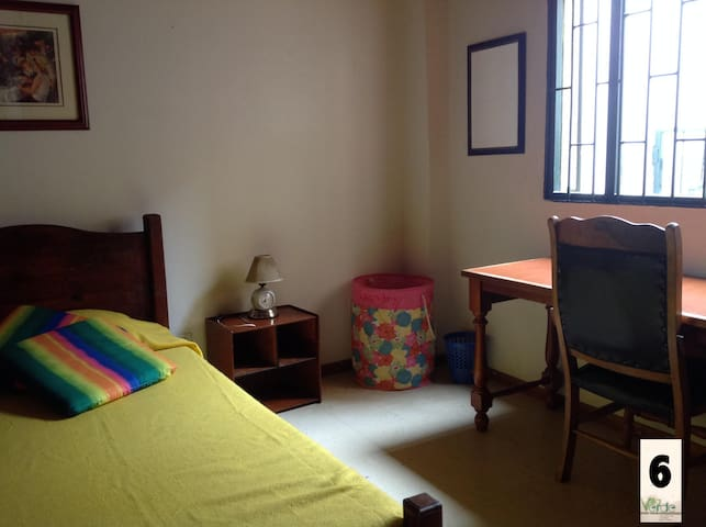 Cozy Individual room for rent. Long term rental - Bogota - Dom