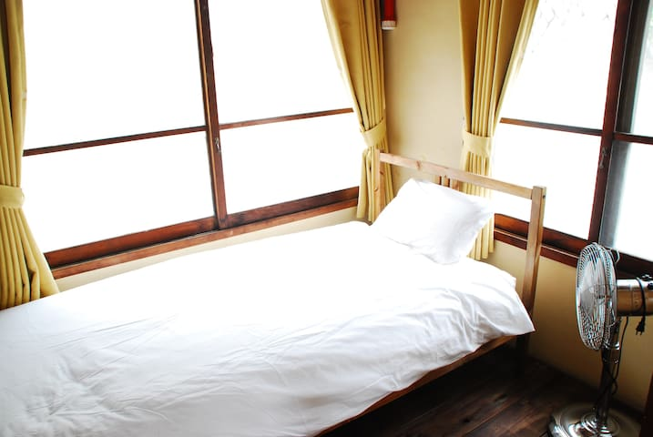 1c Housing sharing★5 min Onomichi sta.Near Senkoji