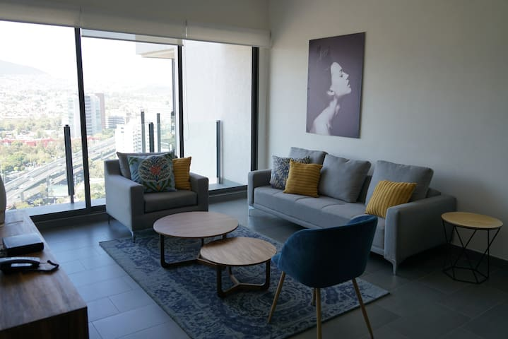Beautiful apartment in Pedregal