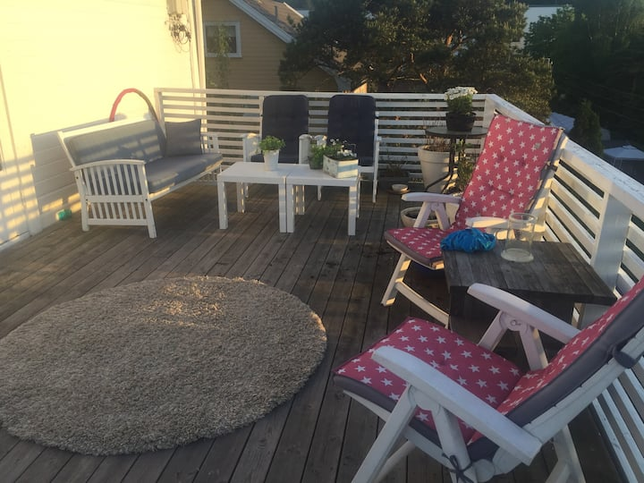 A place to rest in Kristiansand