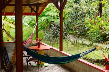 Camping & Hammocks - Beyond Vitality Nature Camp - Castle Bruce - Tent