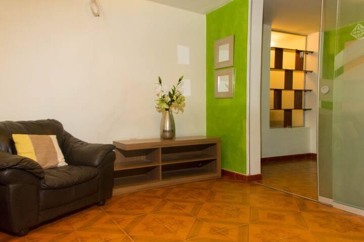 Tu Casa Familiar, acogedora, tranquila y segura