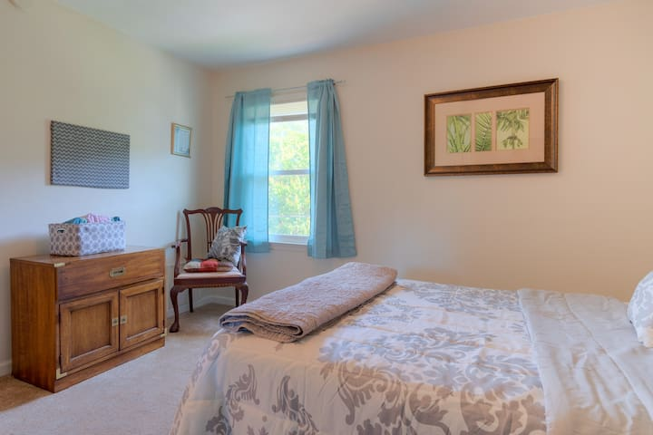 Private room near Carilion and Downtown Roanoke