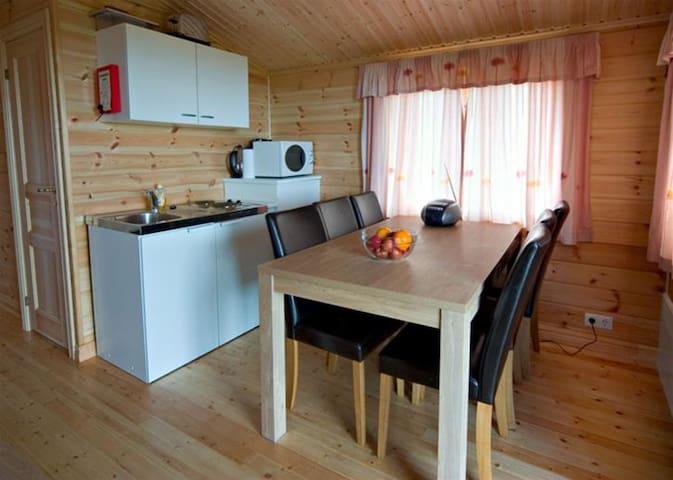 Hellishólar Cabins - Two Bedroom Cottage