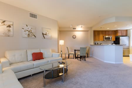 Lux 2BR/BA with pool on EI Camino in Sunnyvale - Apartament