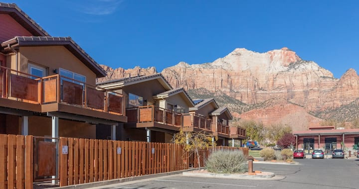 Townhome 5 in Springdale, at Zion National Park