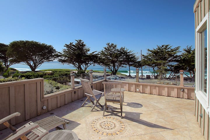New Listing! Ocean-View Getaway w/ Beach Access