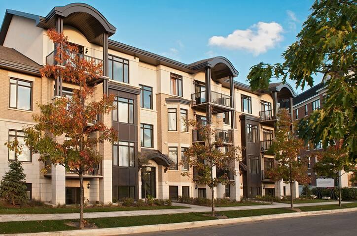 Beautiful 1 BD condo - Ottawa - Appartement