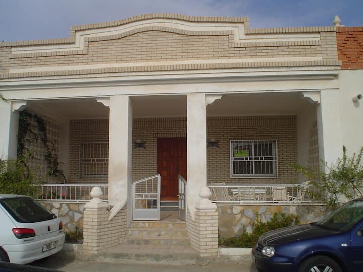 Casa de playa en Urbanización Bahia