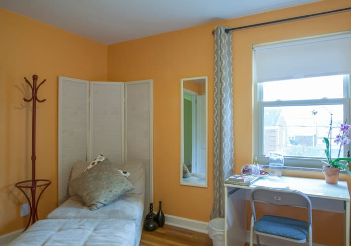Bedroom Continued. Own study and lounging area inside the spacious/big bedroom.