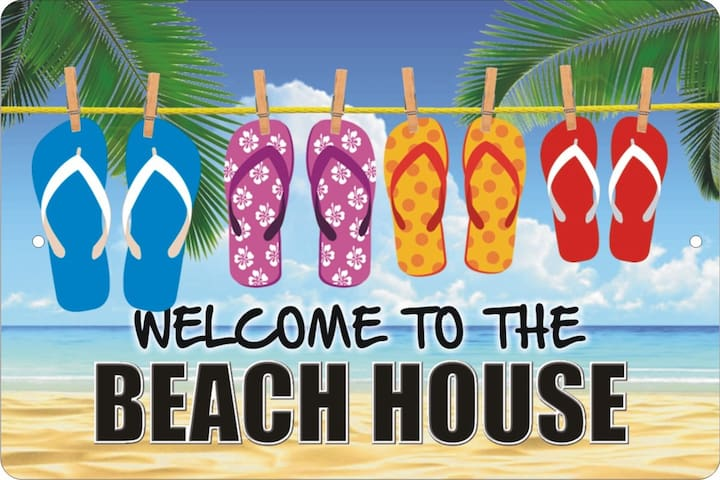 The Beach House - Your Little Slice of Paradise