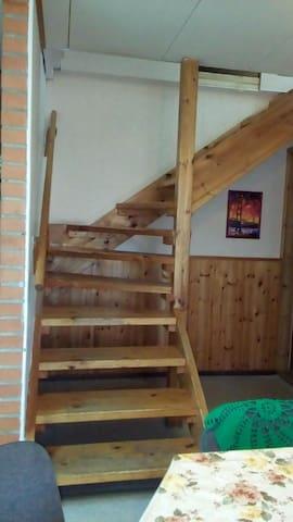 Уютный дом в Туокслахти