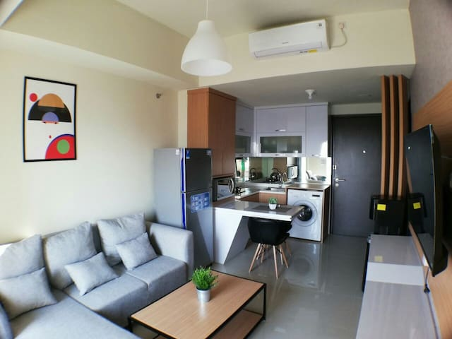Cozy living apartment