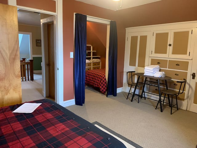 Room 318 in Historic Prescott House