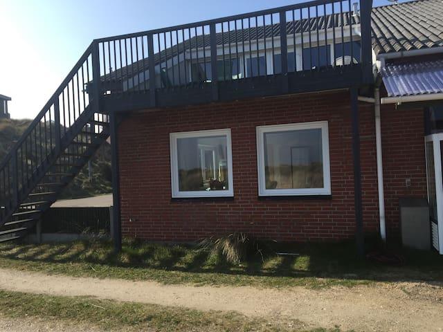 Dejligt lejlighed på 60m2. - Hvide Sande - Wohnung