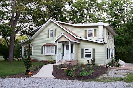 Sacred Garden Farm - House