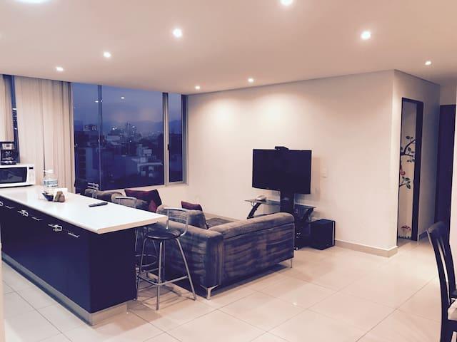 Depto Residencial WTC lujo - Ciudad de México - Appartement