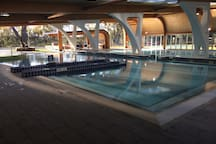 3 1/2 minutes drive  Bold park Aquatic heated pools therapy & 50 meter 10 lane