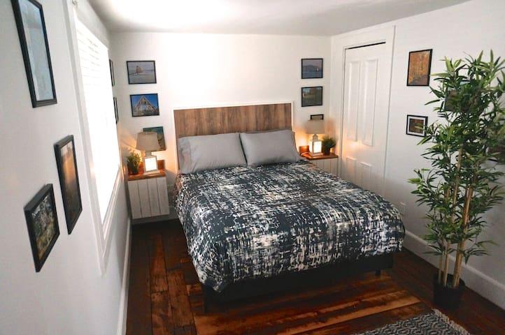 Bedroom #3 DECK  lower level
