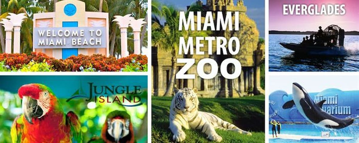 Guidebook for Miami