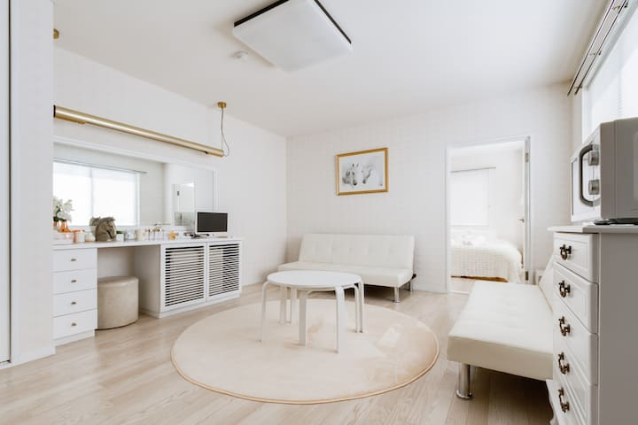 The Heart of OSAKA SHINSAIBASHI only 3mins on foot - 大阪市 - Apartemen