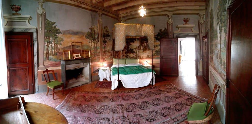 Dimora storica nel borgo medievale di Poppi - Poppi - Daire