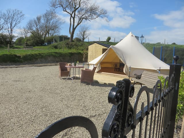 The great escape glamping site. - Kilbrittain - Iurta