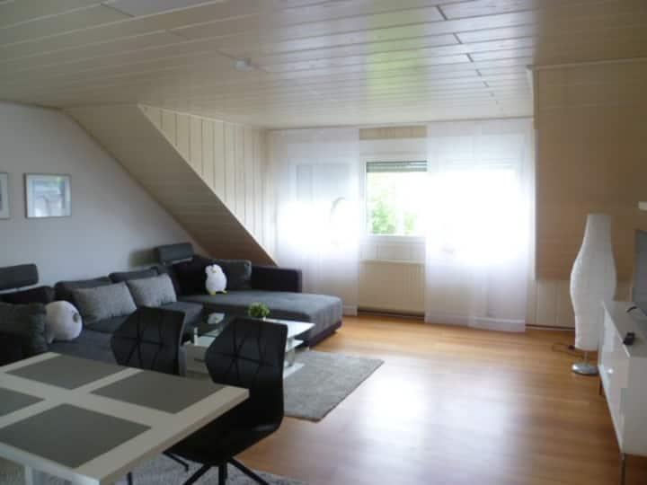 Gemütliche Wohnung im nördlichen Münsterland
