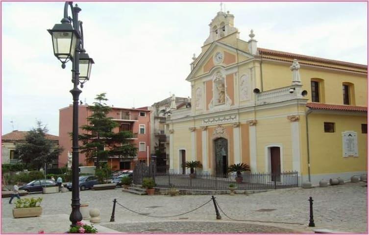 Soggiornare a Camerota (borgo medioevale e Mare) - Marina di Camerota - Casa