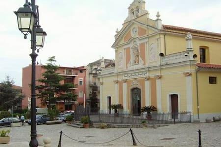 Soggiornare a Camerota (borgo medioevale e Mare) - 瑪麗娜迪卡梅羅塔 - 獨棟