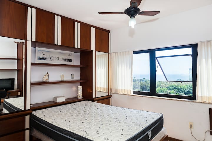 Apto Flat localização perfeita na Barra - Salvador
