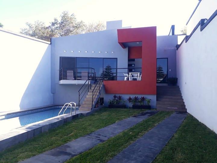 Casa Hogareña a 15 min de Las Estacas