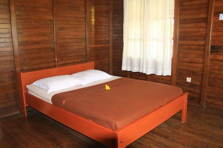 Homey space for 2 in North Sulawesi - North Tomohon - 別荘