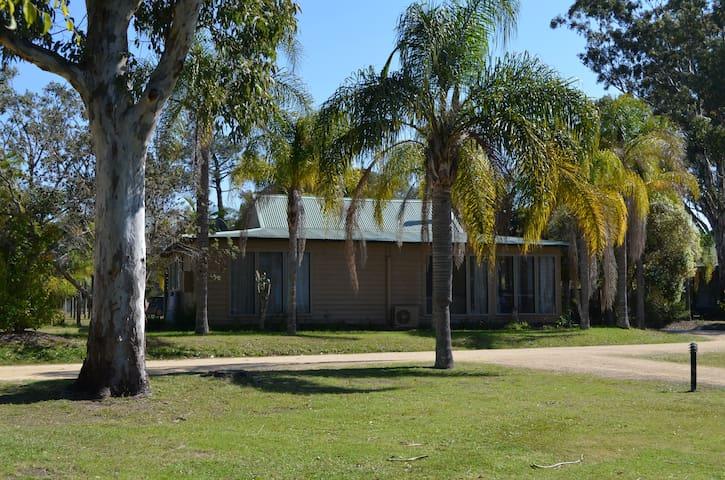 Swan Bay home via Port Stephens NSW