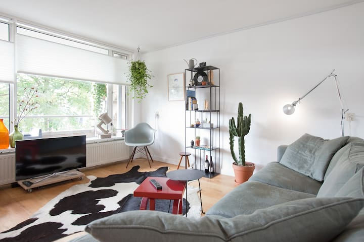 GREAT apt. with balcony! - Amsterdam - Apartment