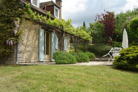 la maison de lizou - Campagnac-lès-Quercy