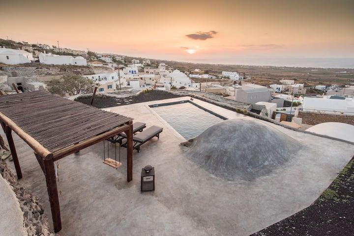 Finikia Villa with Private Pool
