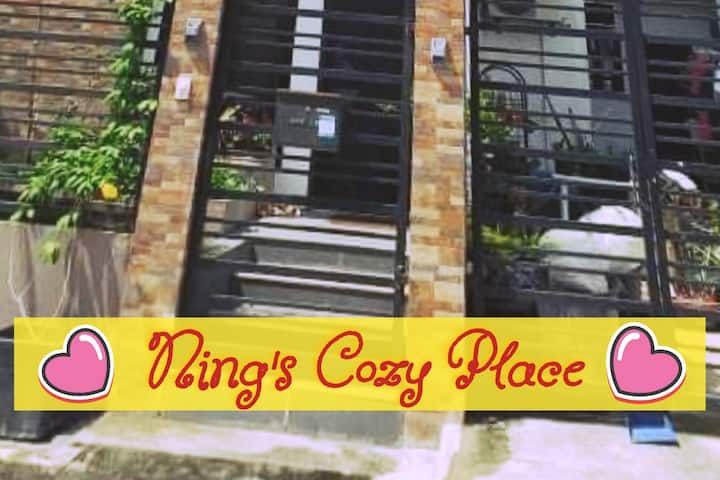 Ning's Cozy Place (2BR House+Wifi+Near Airport)