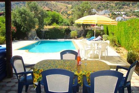 KB415 3 BR Villa In North Cyprus - Lefkoşa - Villa
