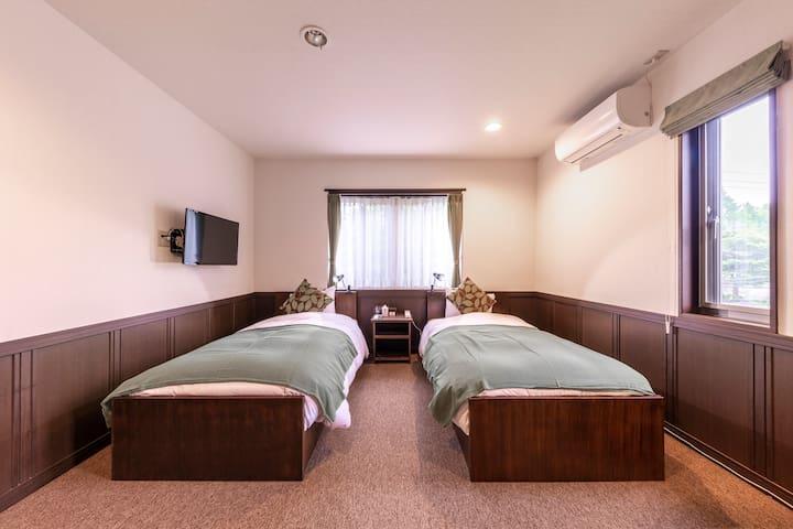 Minn Karuizawa Room203 /Free-Wifi/ Holiday cottage