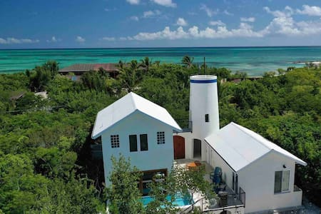 The LightHouse Cottage- 2 bed private villa *pool*