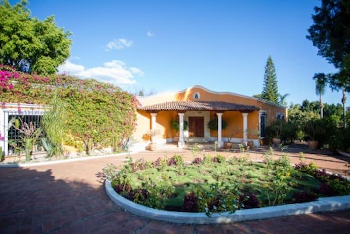 Casa Laurel Oaxaca