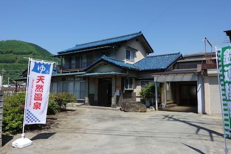 鉄道ゲストハウス 鐡ノ家(てつのや)