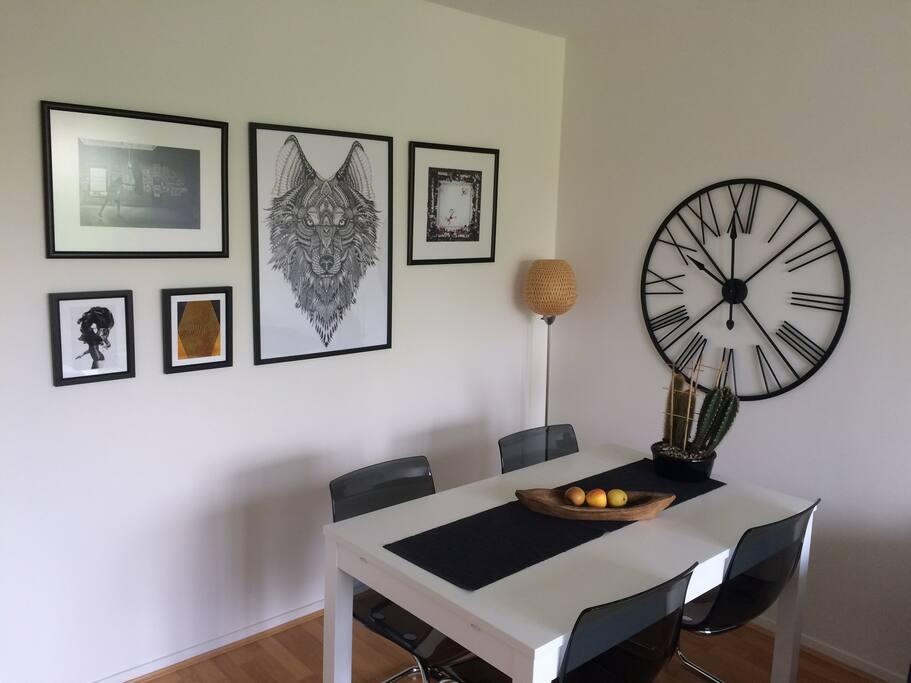 L gant moderne et confortable appartements louer - Appartement moderne confortable douillet ...