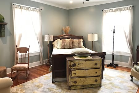 The Perfect Stay @ Rusch Home downtown New Bern