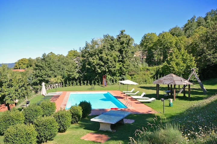 Villa Margherita Due - Country villa with swimming pool in Cortona, Tuscany