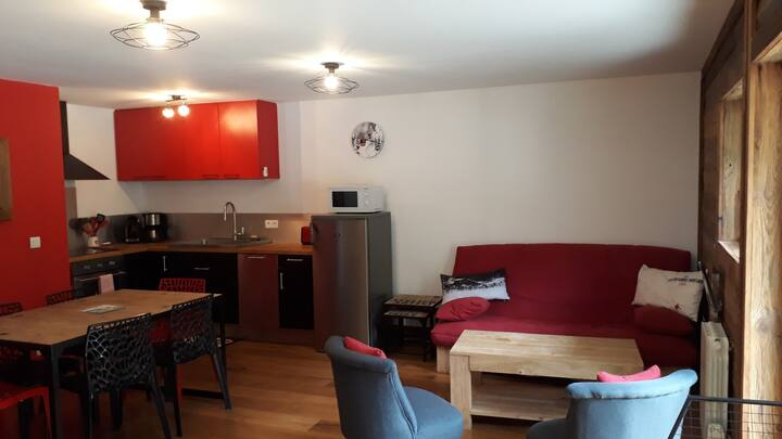 bel appartement 53m². 2 chambres