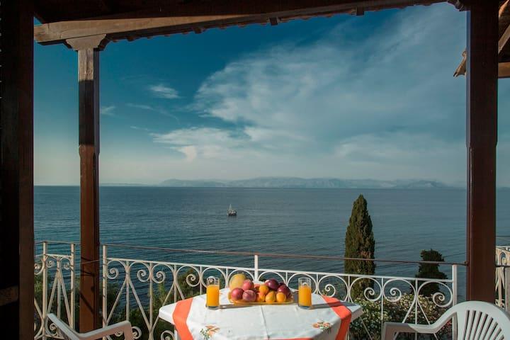 Villa Agrili, Corfu