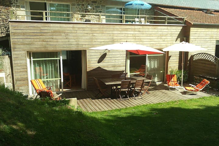 Apartment near Mt Saint Michel - Dragey-Ronthon - Apartemen
