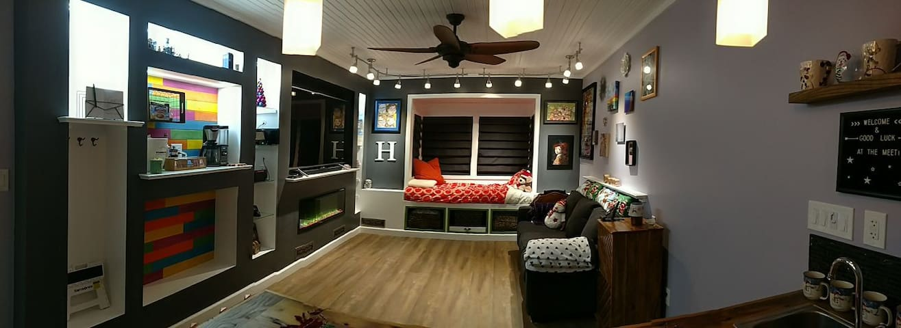 Private & Pet-Friendly Space in State College